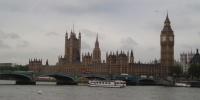 Londýn - Houses of Parliament