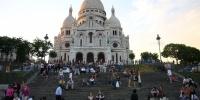 Paříž - Sacré Coeur