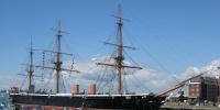 Portsmouth - HMS Warrior 1860