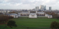 pohled na Greenwich a Docklands.JPG